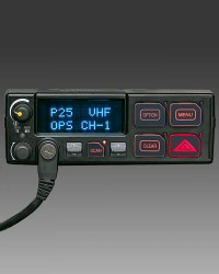 HARRIS-M7100-Scan-Mobile-Radio