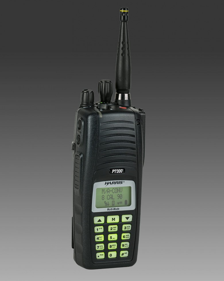 P7300 P7370 Portable Radio